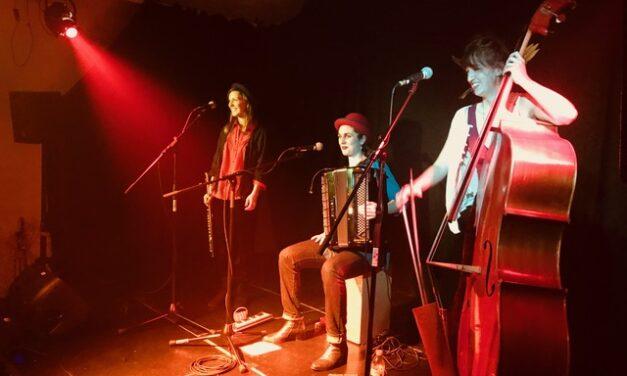 Musiktipp von Sigi Oswald: Trio Balladin