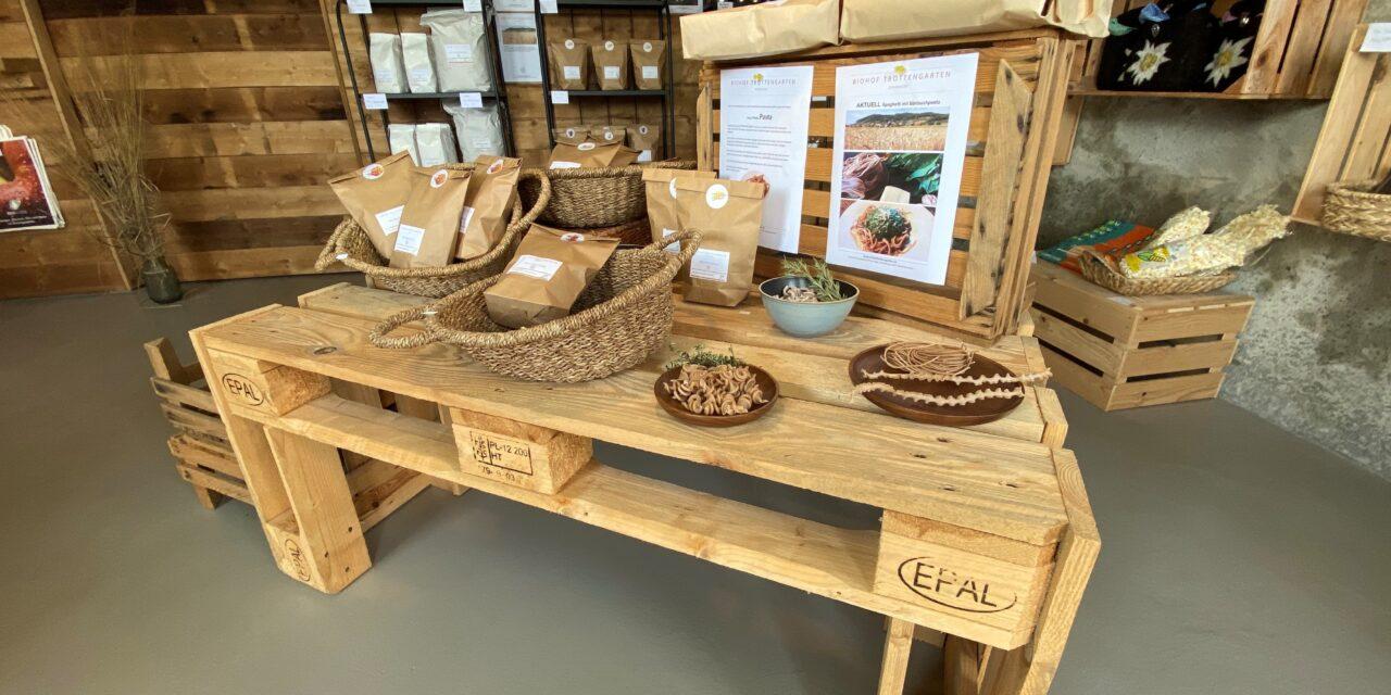 Kulinarischer Tipp von Maya Homburger und Barry Guy: Biohof Trottengarten