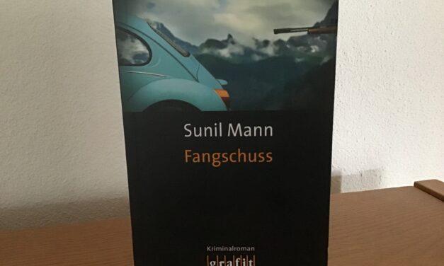 Buchtipp von Markus Schneider: Fangschuss