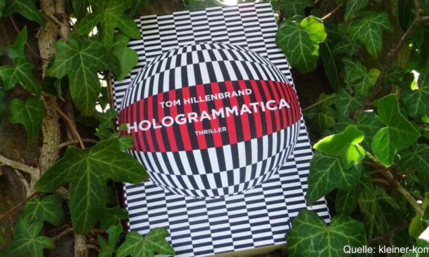 Hörbuchtipp von Christoph Richardet: Hologrammatica