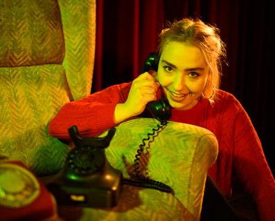 Theater Konstanz: Geschichten ab dem Telefon