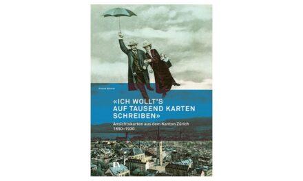 Buchtipp von Hans Walter Keller: «Ich wollts auf tausend Karten schreiben»